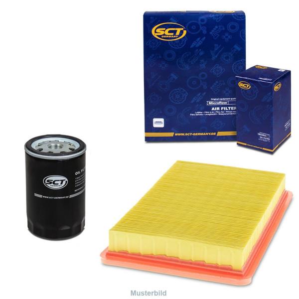 Inspektionskit Ölfilter Luftfilter für Opel Astra F Cabriolet 53B