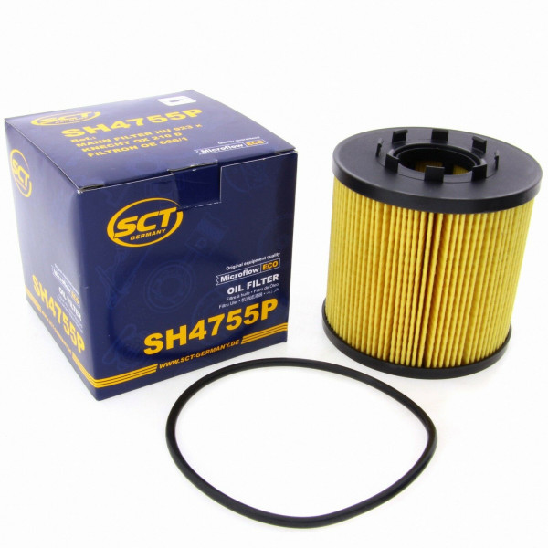SCT Ölfilter SH4755P Filter Motorfilter Servicefilter Patronenfilter