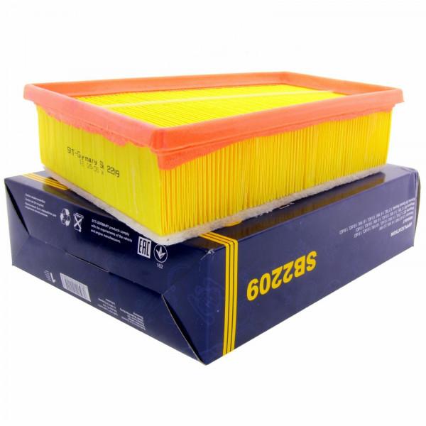 SCT Luftfilter Fahrzeugfilter SB2209 Motorfilter Servicefilter Ersatzfilter
