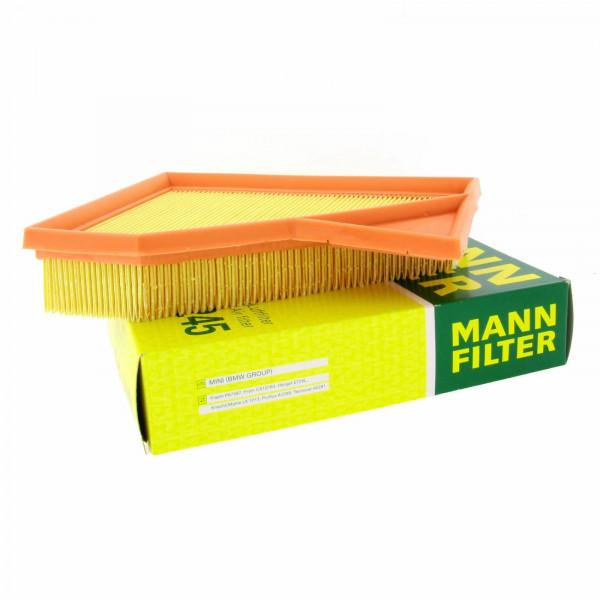 MANN Luftfilter Fahrzeugfilter C2245 Filter Mini R50 R53 Cabriolet R52