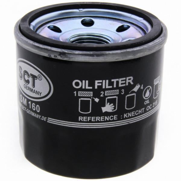 SCT Ölfilter SM160 Filter Motorfilter Servicefilter Anschraubfilter Dichtung