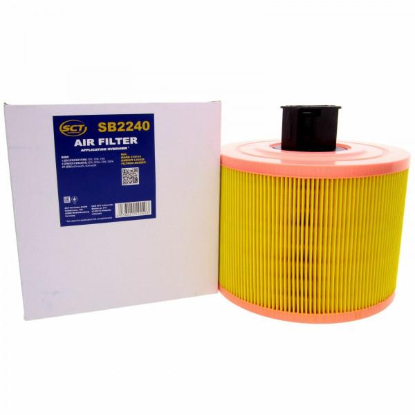 SCT Luftfilter Fahrzeugfilter SB2240 Motorfilter Servicefilter Ersatzfilter