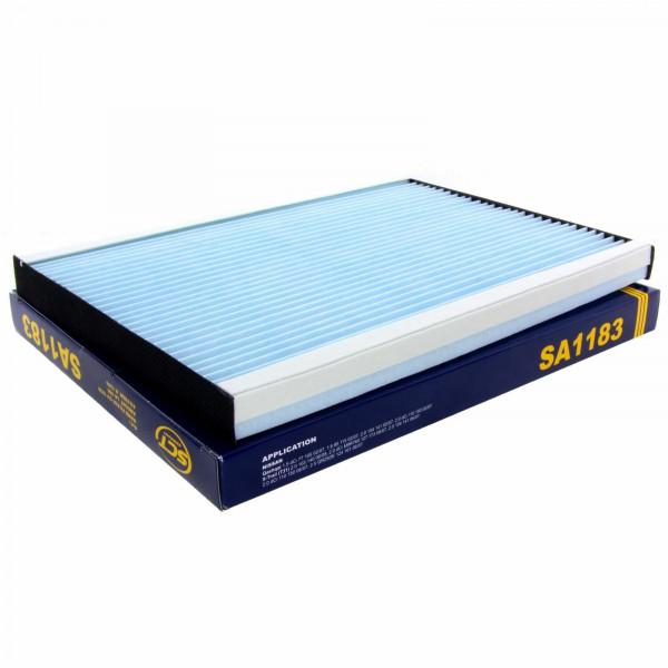 SCT Innenraumfilter Luftfilter SA1183 Pollenfilter Luft Filter