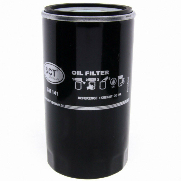 SCT Ölfilter SM141 Filter Motorfilter Servicefilter Anschraubfilter Dichtung