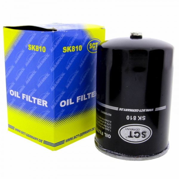 SCT Ölfilter Fahrzeugfilter SK810 Motorfilter Servicefilter Ersatzfilter