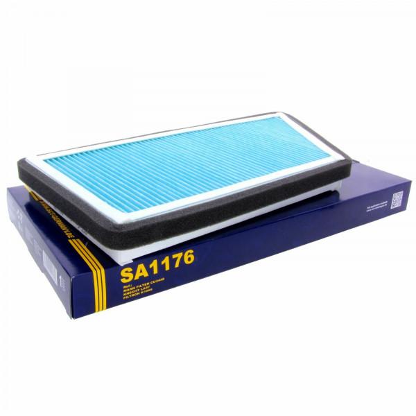 SCT Innenraumfilter Luftfilter SA1176 Pollenfilter Luft Filter