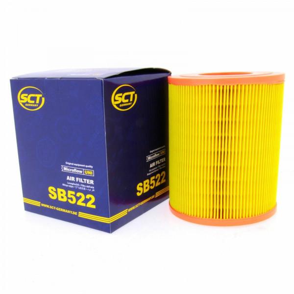 Luftfilter Fahrzeugfilter SB522 Motorluftfilter Luft Filter Mercedes SCT