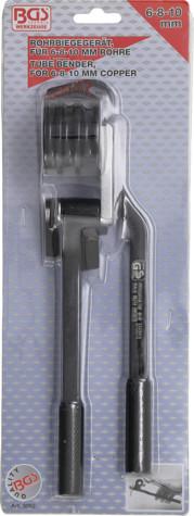 BGS Germany Rohrbiegegerät, für 6-8-10 mm Rohre Werkzeug & Zubehör