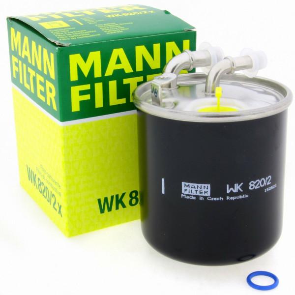 MANN Kraftstofffilter WK8202X Filter Mercedes Benz A-Class W169 B-Class W245