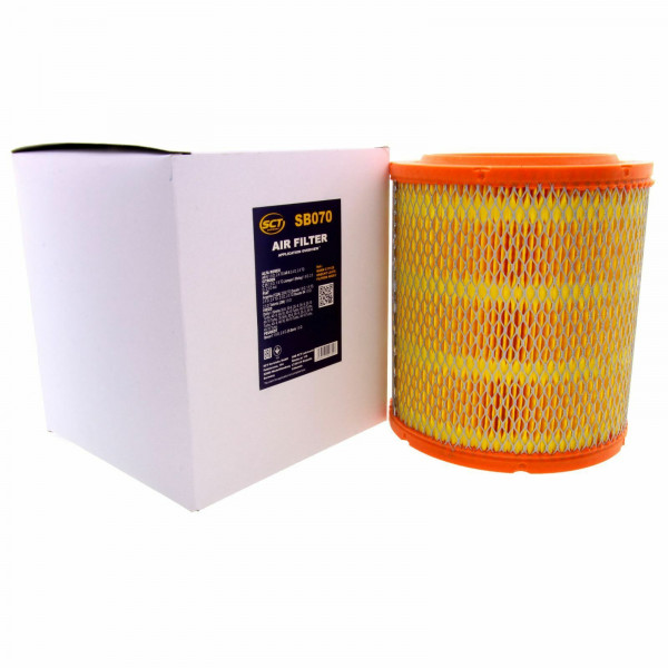 SCT Luftfilter Fahrzeugfilter SB070 Motorfilter Servicefilter Ersatzfilter