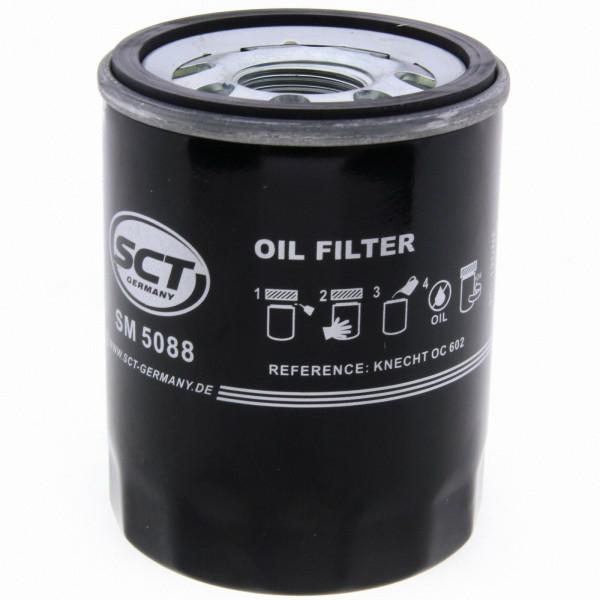 SCT Ölfilter SM5088 Filter Motorfilter Servicefilter Anschraubfilter Dichtung