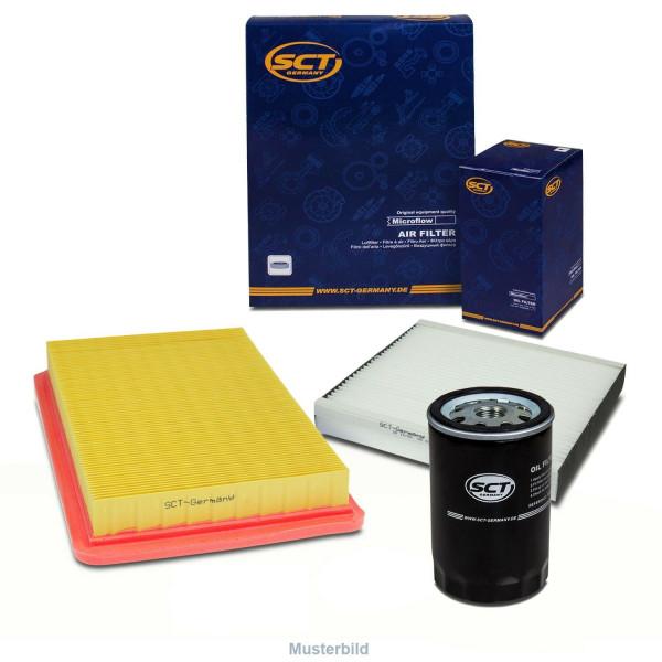 Inspektionskit Serviceset Filtersammlung für Fiat Punto 188 1.2 60