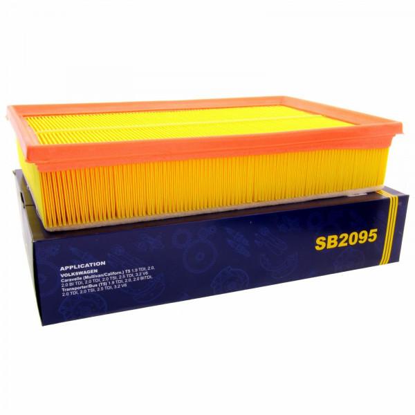 SCT Luftfilter Fahrzeugfilter SB2095 Motorfilter Servicefilter Ersatzfilter