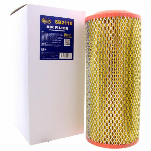 SCT Luftfilter Fahrzeugfilter SB2110 Motorfilter Servicefilter Ersatzfilter